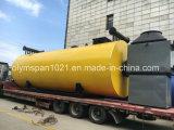 Ylw Serien Kette-Zerreiben horizontaler Kohle-Kraftstoff organischen Wärmeträger-Dampfkessel