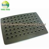 De grote Plaat van het Aluminium met CNC die CNC de Dienst van het Malen machinaal bewerken