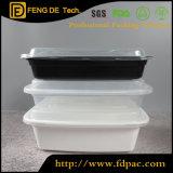 Пластиковый нового материала PP пластиковый контейнер для продуктов питания семьи/супермаркет использовать