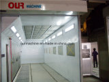 La Chine l'ODM manuel du fabricant de revêtement en poudre/ Automatique Machine de production/ligne de peinture