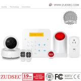 GSM Draadloos Netwerk + het Alarm van het Huis WiFi met IP de Functie van de Camera