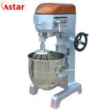 60L I Series mélangeur alimentaire Commercial Food Machinery Ustensiles de cuisine de l'équipement de boulangerie