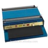 Verzegelende Machine hw-450 van het Dienblad van het voedsel Hand de Verpakkende Machine van de Film
