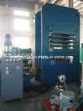 격판덮개 가황 압박 또는 수압기 (XLB-1300X2000/5.60MN)
