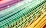 Blanqueada Mf coloridos pañuelos de papel sin ácido