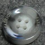 Кнопка пластмассы полиэфира Китая с аттестациями Oeko BV Intertek