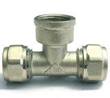 As conexões de tubo T (YN-W2201D)