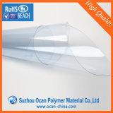 3X6, 4X8 pieds en plastique rigide Feuille en PVC transparent clair