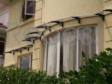 Toldo de bricolaje/dosel para puertas y ventanas