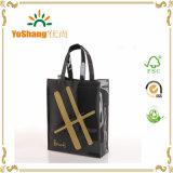 Compras por encargo de PVC Bolsa de Vinilo brillante Shopper Tote Bag Harrods personalizada