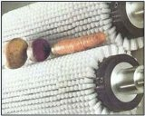 産業ブラシのローラー- 2 --をきれいにするフルーツ