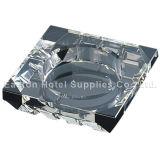 Cinzeiro de alta qualidade com material de cristal