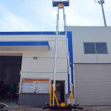 Двойной мачты антенны рабочей платформы (12m)