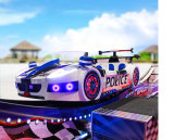 Paseos en lugar de diversión de niños de 360 grados rotativa moderna Mini coche volador Ride
