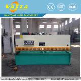 Máquina de estaca hidráulica da placa para folhas de metal