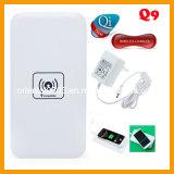 Rilievo senza fili del trasmettitore del caricatore Q9, stuoia di carico per il iPhone Samsung Nokia LG HTC (OT-331)