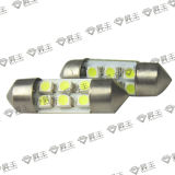 Luces LED coche embellecedor /La luz de matrícula 6 *1210 SMD (SF-SLED-DT10)
