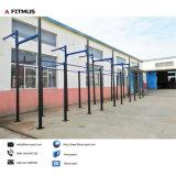 Crossfit Fitness ejercicios de entrenamiento de fuerza en la pared para rack de equipos de gimnasio