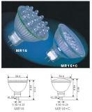 Las lámparas MR16