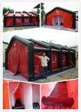 Im Freien aufblasbares Entgiftung-Zelt