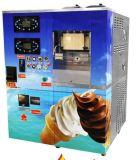作り、自動販売機自動ソフトクリーム