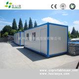 Дом контейнера гибкой полуфабрикат панели модульная