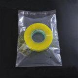 Sacchetto autoadesivo del sacchetto su ordinazione OPP dell'imballaggio OPP con l'intestazione