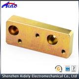 Часть CNC алюминия высокой точности подвергая механической обработке для автоматизации