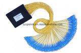 Splitter PLC пластичной коробки радиосвязи 1X64 Gpon с разъемом