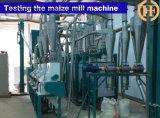 moinho de farinha Uganda do milho do moinho do milho de 20t 30t Kenya