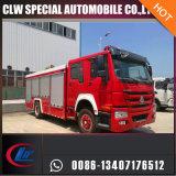 トラックのための乾燥した粉の消火器
