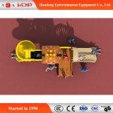 動物シリーズ子供は滑らせる屋外の運動場の小さい装置(HD-MZ050)を