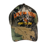 La moda gorra de béisbol con tela de camuflaje Bb83