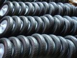 Rotella solida 350-8 della gomma piuma dell'unità di elaborazione per la carriola