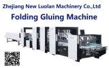 Machine entièrement automatique Gluer dossier Boîte de Papier de cadeau de décisions (GK-1600PC))