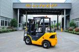 Forklift duplo novo pequeno 1.5ton do LPG da gasolina do combustível