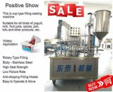 عمليّة بيع حارّ دوّارة ماء فنجان تعبئة و [سلينغ] آلة
