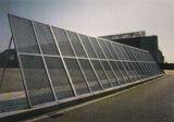 Aluminuimは金属スクリーンの網を拡大した