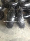 悪臭のないMaxtopの一輪車のタイヤの手押し車のタイヤ