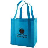 Vin de promotion de Shopping personnalisé Tote tissu laminé en polypropylène PP non tissé sac