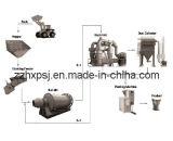 Промышленный завод цеха заточки для минералов