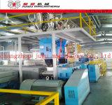 Texitile Maschine für nichtgewebte Produkte