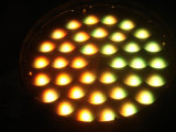 [36بكسإكس10و] [4ين1] ارتفاع مفاجئ [لد] ضوء متحرّك رئيسيّة