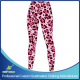 Custom Sublimation collants de fille pour la lingerie et legging