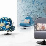 Salone che piega la base di sofà di rotazione
