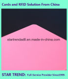 オフセット印刷Cr80 0.76mmの標準PVCカード中国製