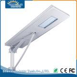 70W LED de exterior em liga de alumínio Luz Rua solar integrada