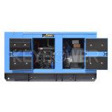 Blaues leises Dieselgenerator-Set der Farben-93kw Genset 50Hz mit Cer-Bescheinigung