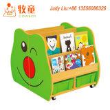 A biblioteca de madeira das crianças do fornecedor de Guangzhou caçoa bibliotecas para pre a escola