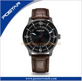 Relógio de aço de cristal duro do Tachymeter 316L do cronógrafo